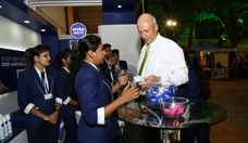Dr. Jürgen Morhard, German Consul General in